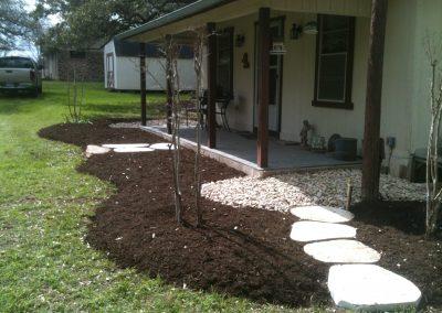 Cottage Garden Hardscape