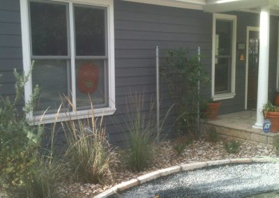 Plantings Near House